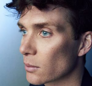 Cillian Murphy and his cheekbones