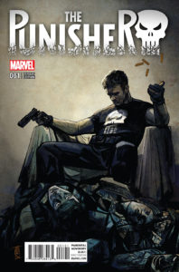Punisher Variant from Volume 10, Issue #1